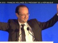 Temps forts 2012 : François Hollande président