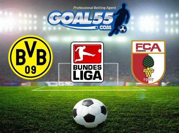 Prediksi Skor Borussia Dortmund VS Augsburg 27 Februari 2018