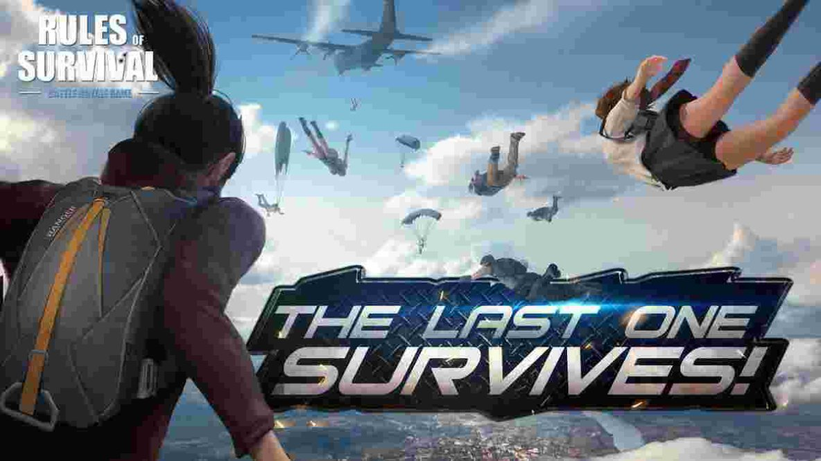RULES OF SURVIVAL 1.133051.134916 Apk