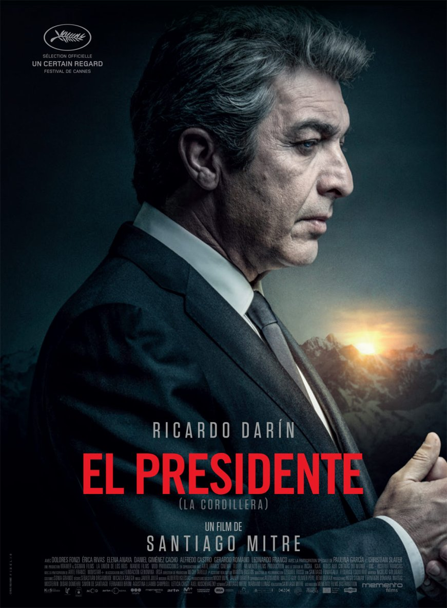El Presidente - film 2017 - AlloCiné