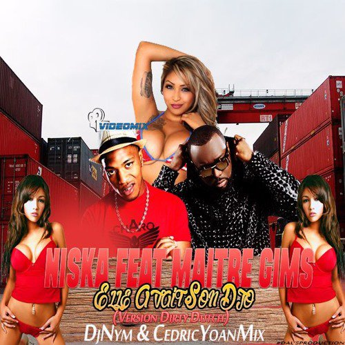 DJ NYM X CEDRICYOANMIX (REMIX)- NISKA FEAT MAÎTRE GIMS - ELLE AVAIT SON DJO (VERSION DIRTY DUTCH)