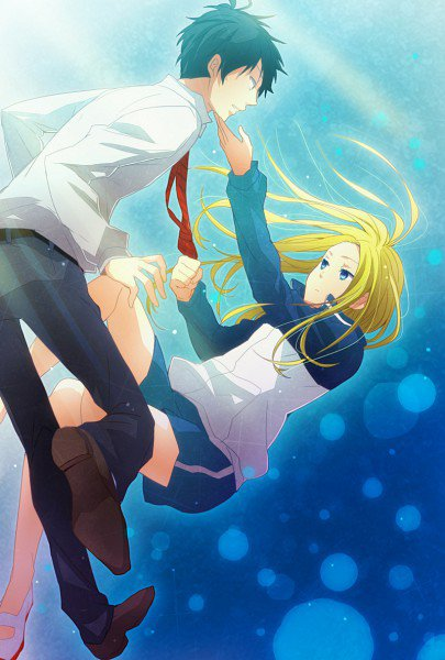 Arakawa Under the Bridge en Animes