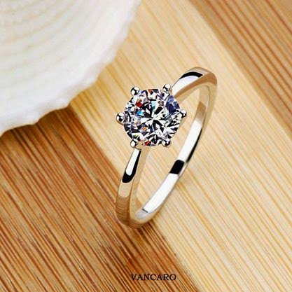 Wedding Rings 2015 Latest Wedding Rings For Girls By Vancaro