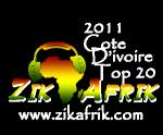 Top 20 Artistes Ivoiriens 2011 selon les DJ'sIvoiriens