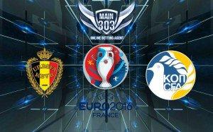 Prediksi Belgia vs Siprus 29 Maret 2015 Kualifikasi Kejuaraan Eropa