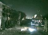 Chine: plusieurs dizaines de morts dans un accident de la route