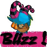 Blog de la Team Blizz, jouant sur le serveur Agride!
