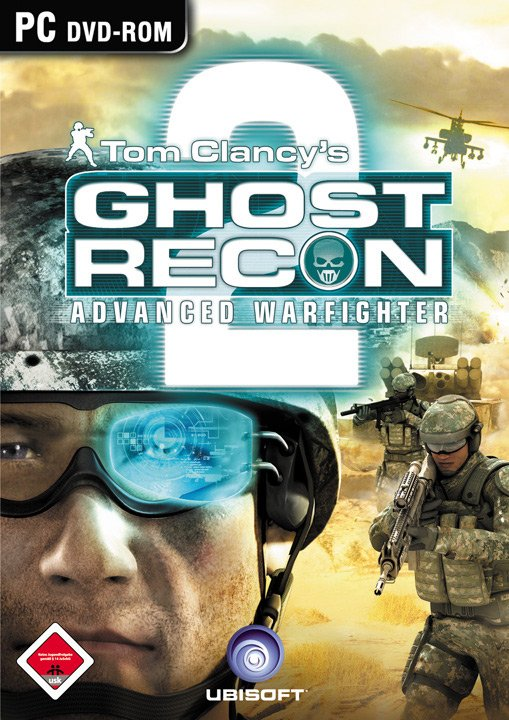 [VD] Ghost Recon Advanced Warfighter 2 - 2007 - PC