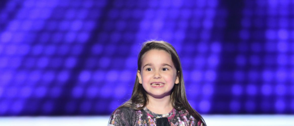 "Manuela (The Voice Kids 3) : ""A l'école, je chante en cachette"""