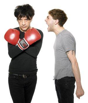 "Nicola Sirkis & Xavier Dolan. Ils mettent les poings sur les ""i"""