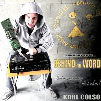 BEHIND the WORDS, by Karl Colson, The AbSoulJah