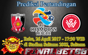 Prediksi Urawa Reds vs Western Sydney 26 April 2017