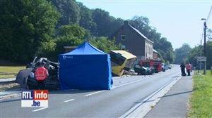 Accident à Grez-Doiceau: Que s'est-il passé ? - Vidéo - RTL Vidéos