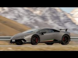 Lamborghini Huracan Performante, symphonie en V10