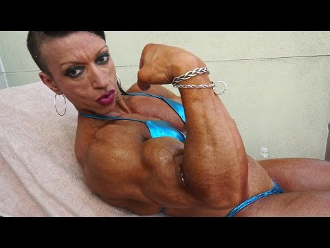 The stars of female muscle, Female bodybuilding : - female bodybuilders 24