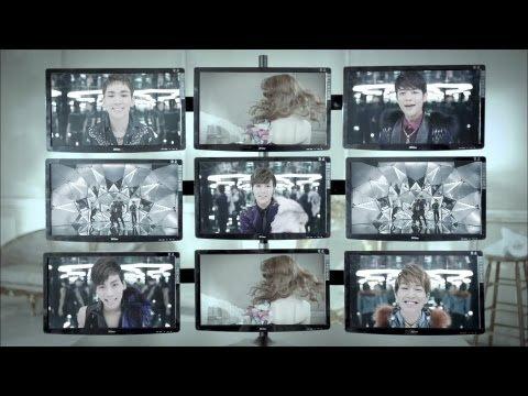 SHINee - 「Dazzling Girl」 Music Video (short ver.) - YouTube