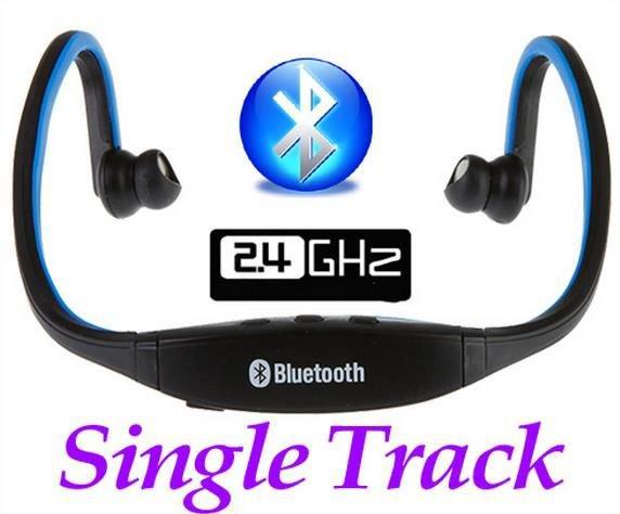 Free shipping - Fashion Sports Wireless Bluetooth Headset