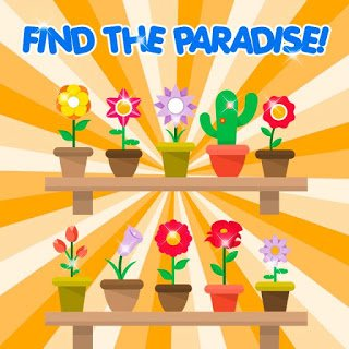 Paradise Plants and Flowers for Android ~ Star Royal Games