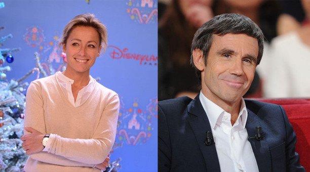 Officiel. Anne-Sophie Lapix remplace David Pujadas au 20 heures de France 2