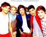 Repertoir de fiction One Direction