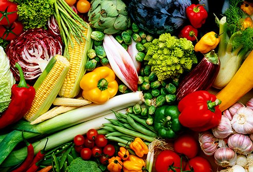 The vegetables are effective against Stress « 1Healthy-Tips