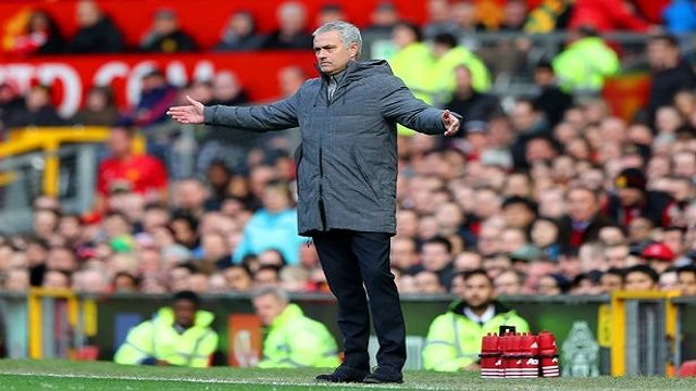 Mourinho Pesimis Manchester United Bisa Juara Di Musim Ini