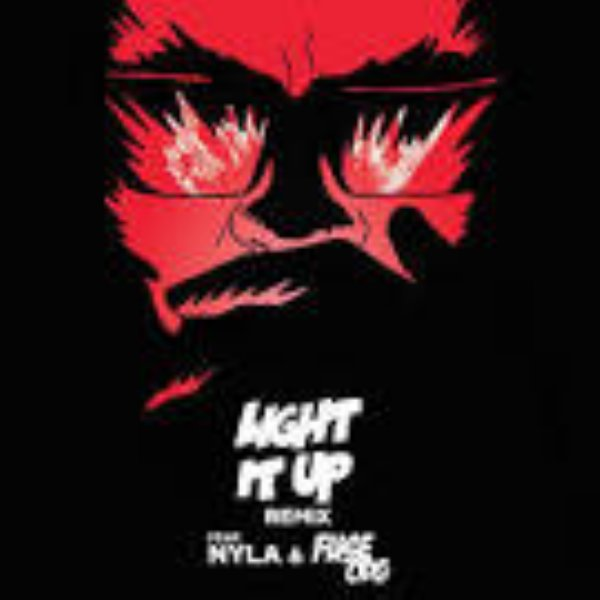 Major Lazer Feat. Nula & Fuse Odg - Light It Up Remix