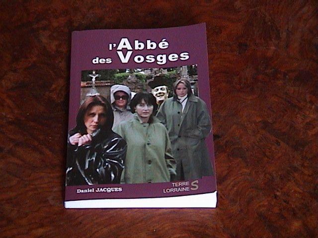 écrivain de Toul Daniel Jacques:L'abbé des Vosges 15 ¤