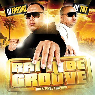 RAI'N'BE GROOVE 2 CD LE 8 JUILLET DS LES BACS