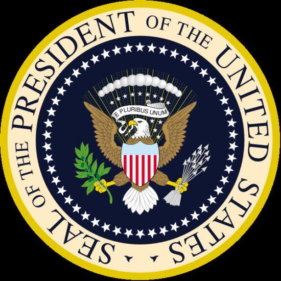 insigne du président des états unis