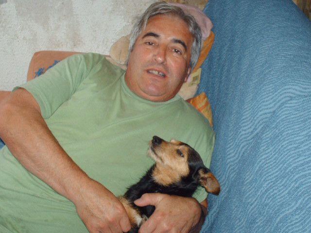mon père et titou