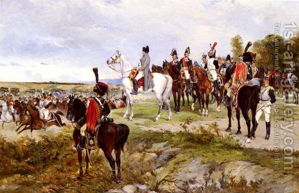 Napoléon à Friedland