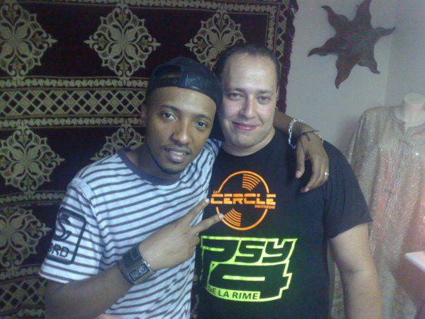 DJ FREDINE et SOPRANO LE 4 JUILLET