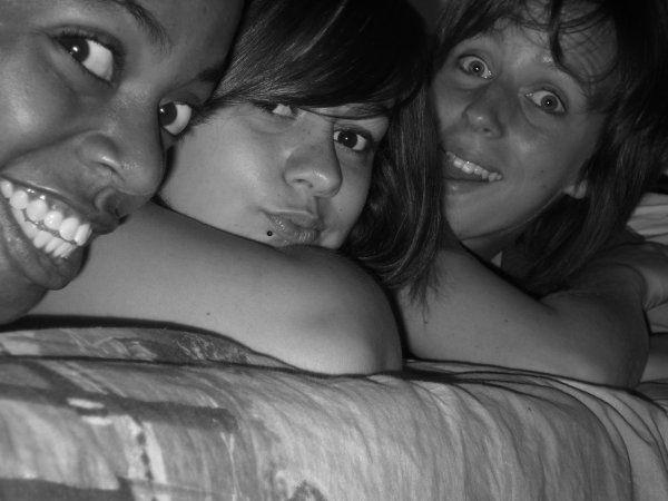 Marine , Lucie && mOi .