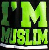 I'M MUSLIM WHAT'S UP