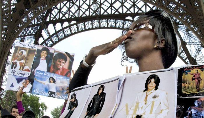 Les fans a Paris