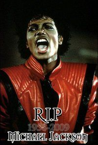 RIP Michael ton art plus fort que la mort !!!!!!!!!