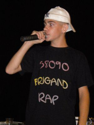 BRIGAND EN MODE HIP/HOP SHOW