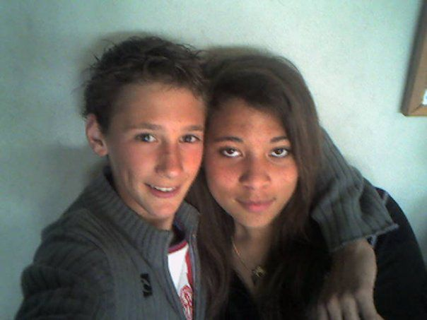 Baptiste && moi (photo qui date)