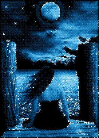 la nuit...^^