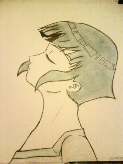 c'est un dessin de moa ^^