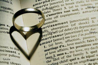 le mariage!