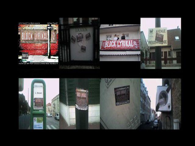 """promo """"la rue"""""""