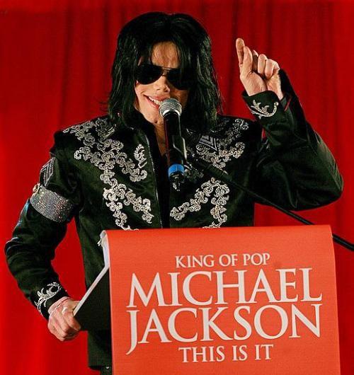 Michael Jackson R.I.P