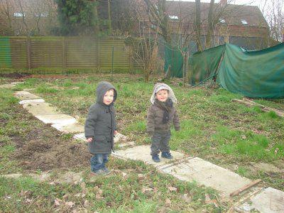 Fàbiio et Eliio Mes neveus