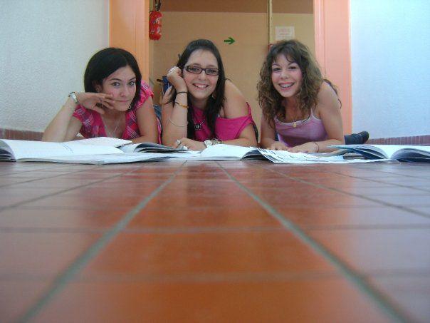 Tania, Célia & Moi