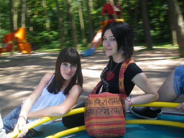 Emilie & Moi au tourniquet