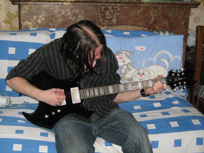 guitariste =)