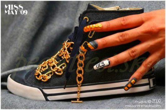Mes chaussures, la classe