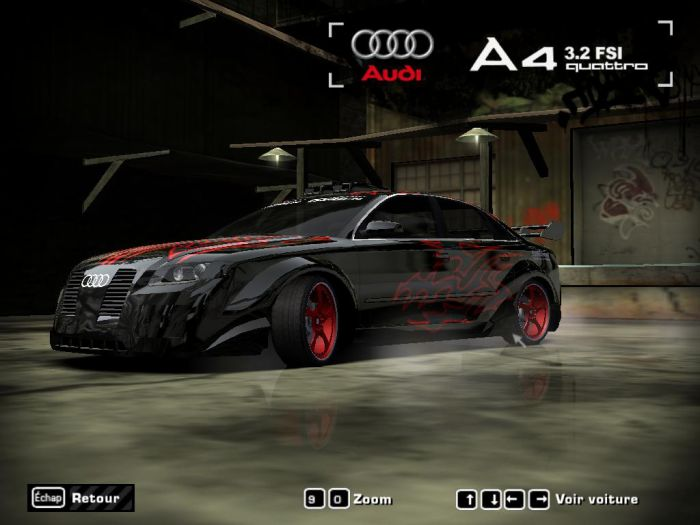 most wanted audi a4 modifier
